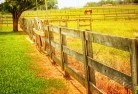 Spring Hill NSW Post fencing 2